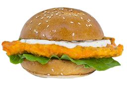 Combo Buffalo Chicken Sándwich