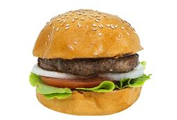 Classic Angus Burger