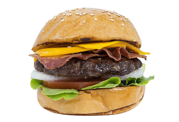 Bacon Angus Cheese Burger