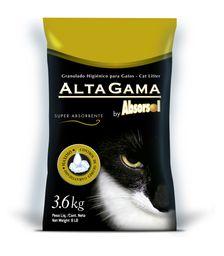 Alta Gama Negra Piedras Sanitarias Para Gatos