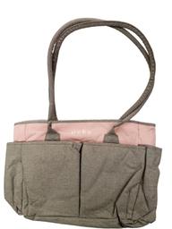 Peke Pañalera Classica Gray Pink