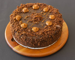 Torta de Chocolate Cumpleaños