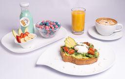 Desayuno Avocado