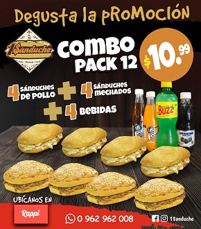 Combo Pack 12