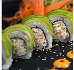 2x1 Avocado Roll