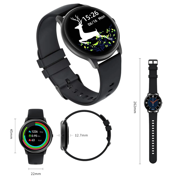 Smartwatch Xiaomi Imilab Kw66 Deporte/Ritmo Cardiado