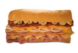 Sándwich Super Cubano