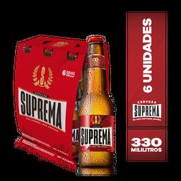 Nueva Suprema 6pack 330 mL