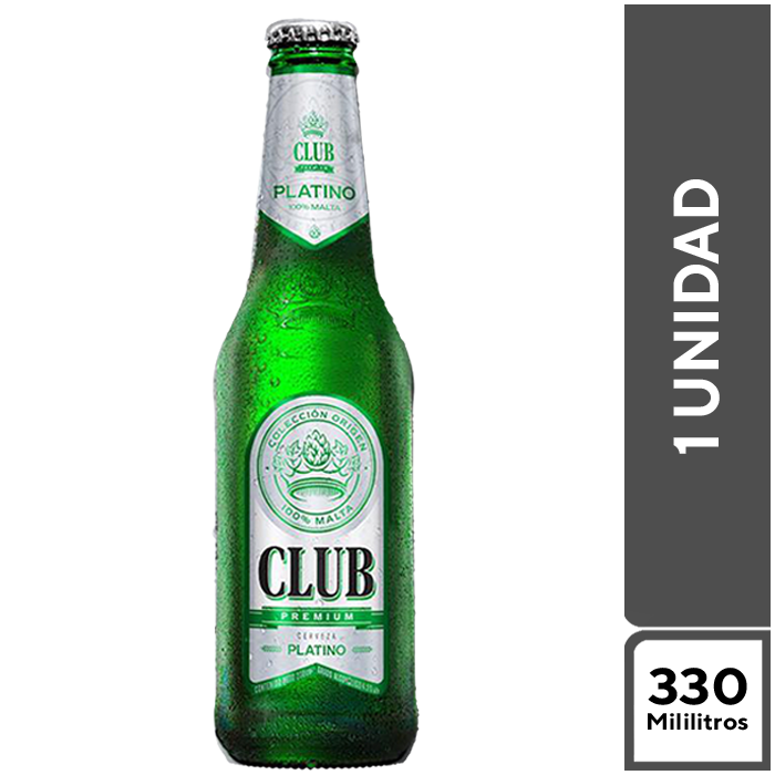 Club Platinium 330 ml