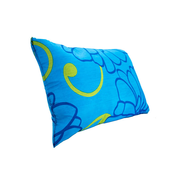 Really Soft Almohada Plumón Azul