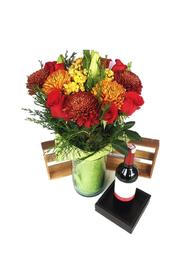 Bouquet y Vino