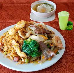 Menú Oriental