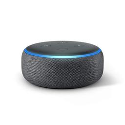 Echo Parlante Altavoz Inteligente Dot 3Ra Gen Con Alexa