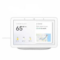 Asistente de Google Google Home Hub Con Pantalla Táctil 7''