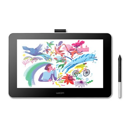 "Tableta de Dibujo Wacom One Creative Con Pantalla Pen 13.3"""