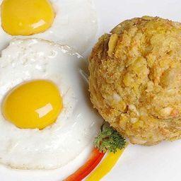 Bala con Huevo