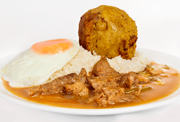 Completo de Queso y Carne