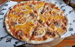 Pizza Cheeseburguer