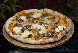 Pizza Chipotle (spicy)