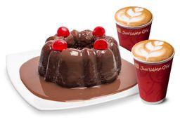 Promoción Torta Mojada Cappuccino