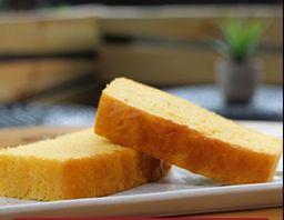 Cake de Vainilla