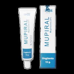 Mupiral Ungüento Antibiótico (2.0 %)