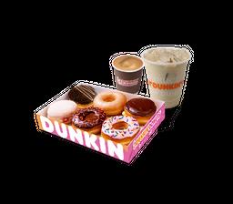Combo Donuts y Bebidas