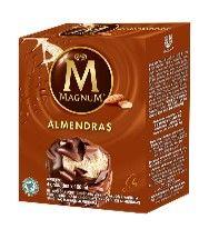 Pack X 4 Helado Magnum Almendra 100 mL