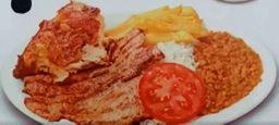 Combo Pollo y Carne
