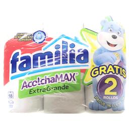 Familia Papel Higienico Extra Grande Acolchado