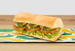 Sub Vegetariano 15 cm