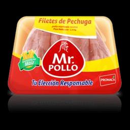 Filete Pechuga En Bandeja Mr. Pollo