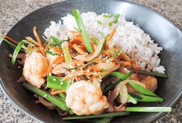 Shrimp Bulgogi