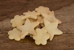 Vainilla Cookies
