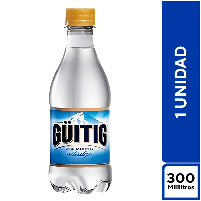 Guitig Mineral 330 ml