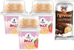 Toni Mix 3 Gratis Tigreton