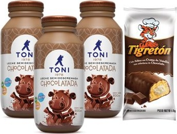 Leche Chocolatada 200  mL X 3 Gratis Tigreton