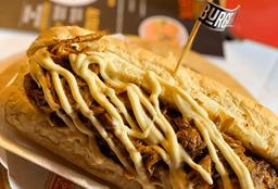 Sánduche Burger Six