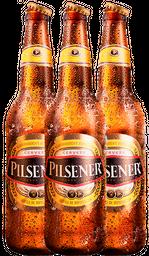 Combo 3 Cervezas Pilsener 600ml