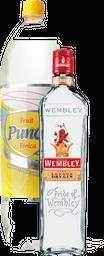 Gin Wembley + Agua Tonica