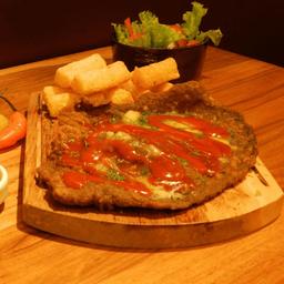 Milanesa BBQ