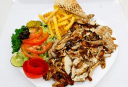 Plato Shawarma 1001