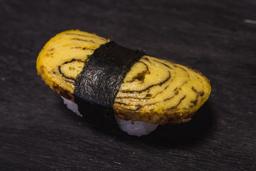 Sushi de Omelette
