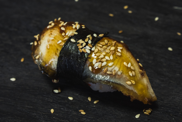 Sushi de Anguila
