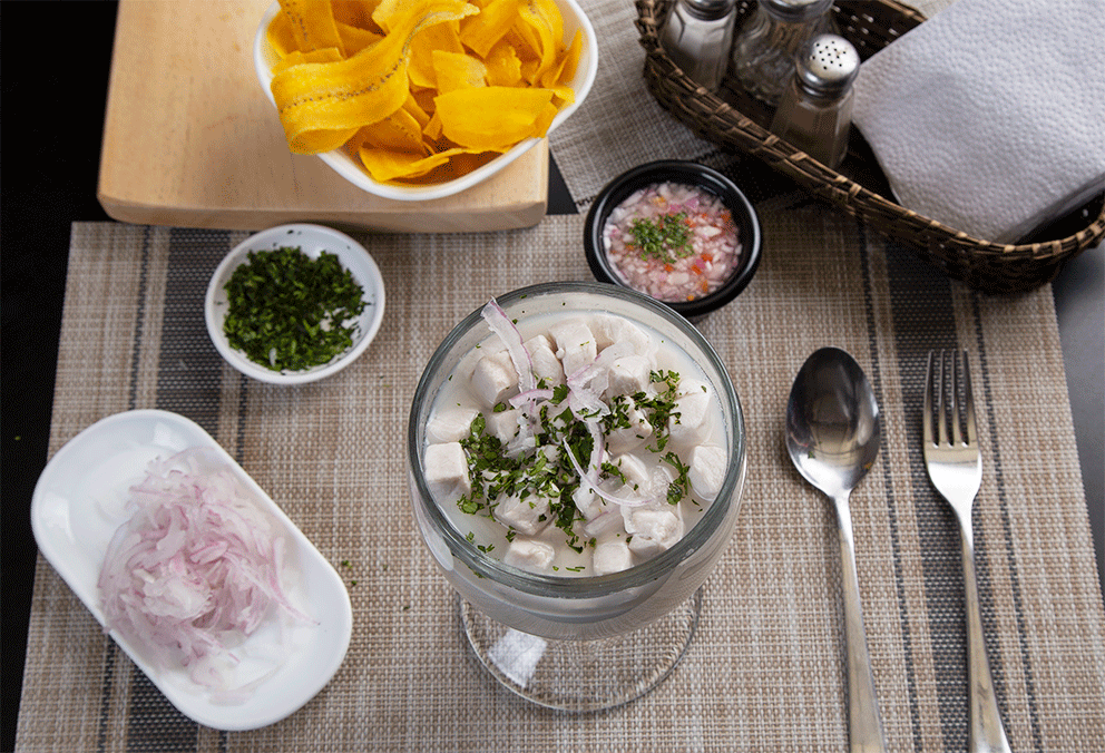 Ceviche Popular Mixto