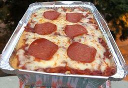 Pepperoni Pizza Mac