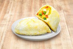 Empanada de Morocho Pollo