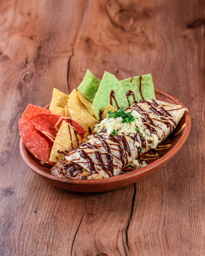 BBQ Burrito