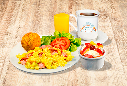 Desayuno Monserrate