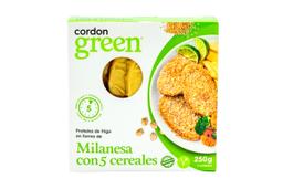 Gp Proteina Trigo Forma Milanesa Con 5 Cereales